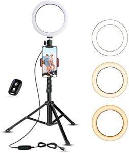 8″ Selfie Ring Light