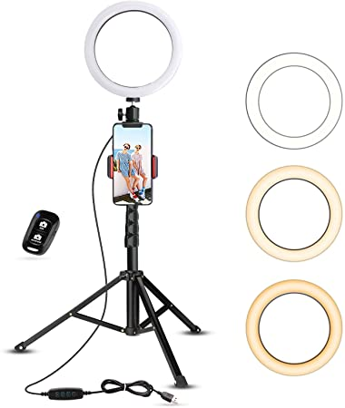 8″ Selfie Ring Light