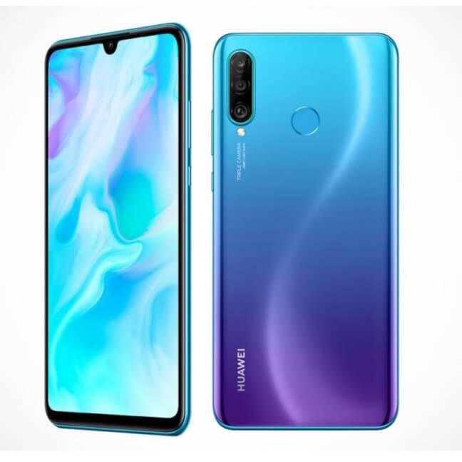 Huawei P30 Lite un des meilleurs téléphones avec appareil photo pour filmer votre video Tiktok