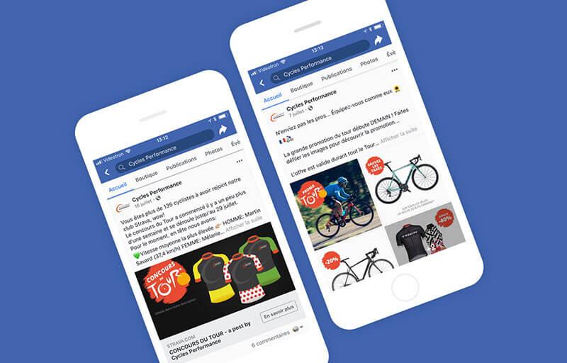 Organiser un concours sur votre page Facebook