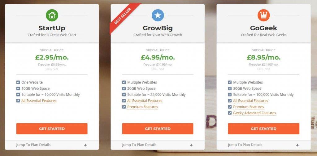 Comment démarrer un blog sur Siteground
