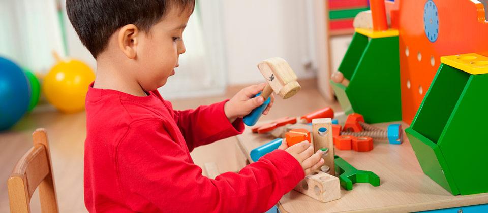 jeu est si important pour le développement de votre enfant