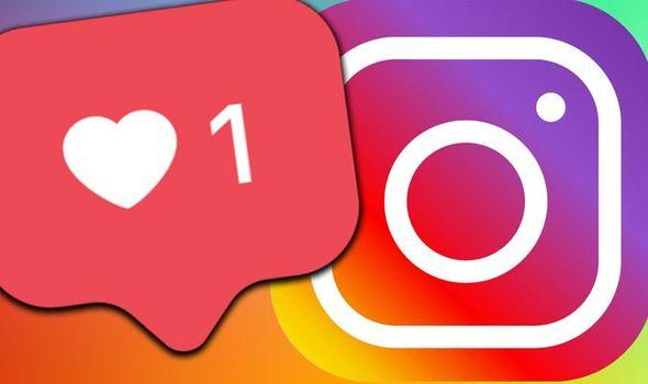 likes sur Instagram
