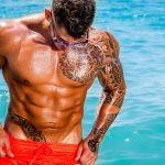 9 beaux mecs super chauds suivis par des millions abonnés sur Instagram