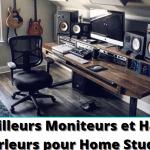 12 Meilleurs Moniteurs et Haut Parleurs pour votre Home Studio - Test Avec les Videos
