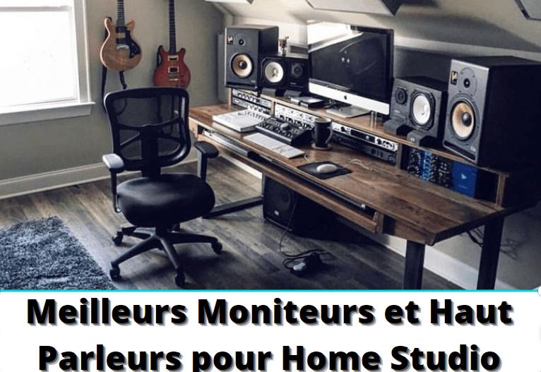 12 Meilleurs Moniteurs et Haut Parleurs pour votre Home Studio – Test Avec les Videos