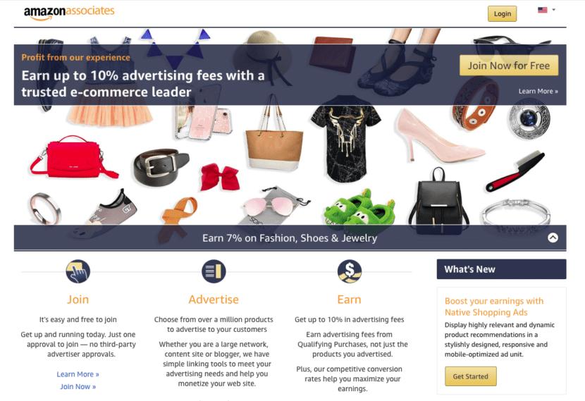 Tout ce que vous devez savoir pour démarrer votre entreprise d'affiliation avec le programme Amazon Associates