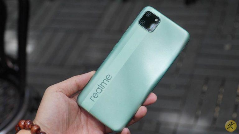 REALME C11 MEILLEURS TÉLÉPHONES CHINOIS POUR MOINS DE 200 $