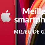 Meilleur smartphone Android et IOs de milieu de gamme 2021: de superbes smartphones Android abordables