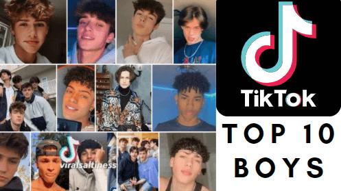 Top 10 garçons les plus chauds à suivre sur TikTok
