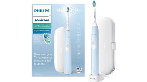 best electric toothbrush deals philips sonicare protectiveclean 4300