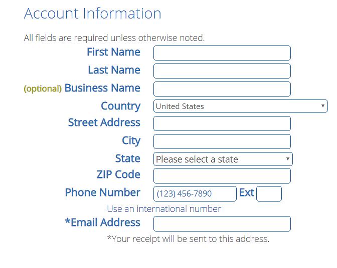 Comment s'inscrire à Bluehost