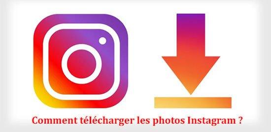 télécharger des photos Instagram