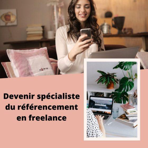 Devenir un spécialiste du référencement en freelance