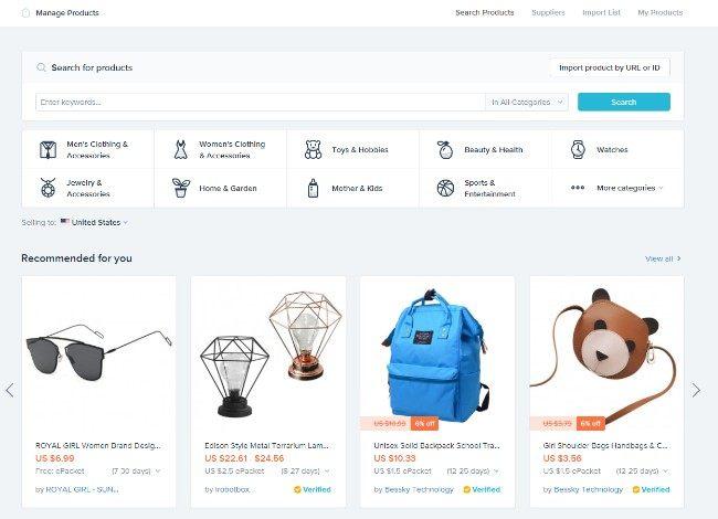 Comment Commencer en Dropshipping avec Shopify