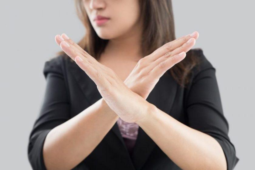 5 choses à ne pas faire pour promouvoir votre blog