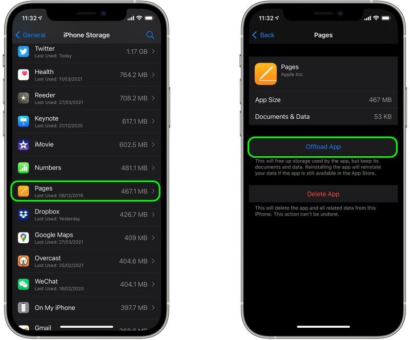 Comment supprimer les applications que vous n'utilisez pas sur votre iPhone et iPad