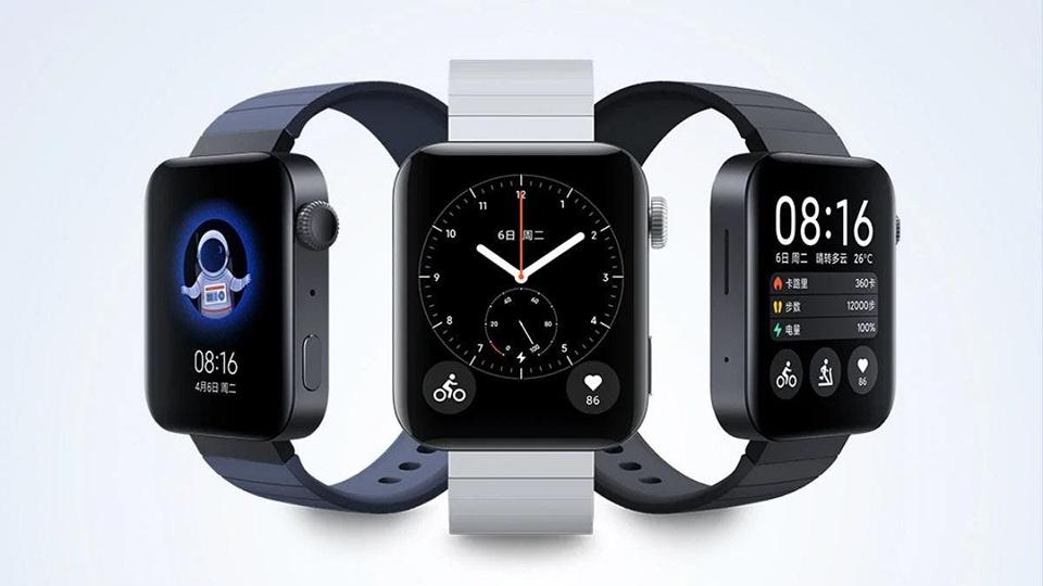 La finition de la smartwatch Xiaomi Mi Watch Lite