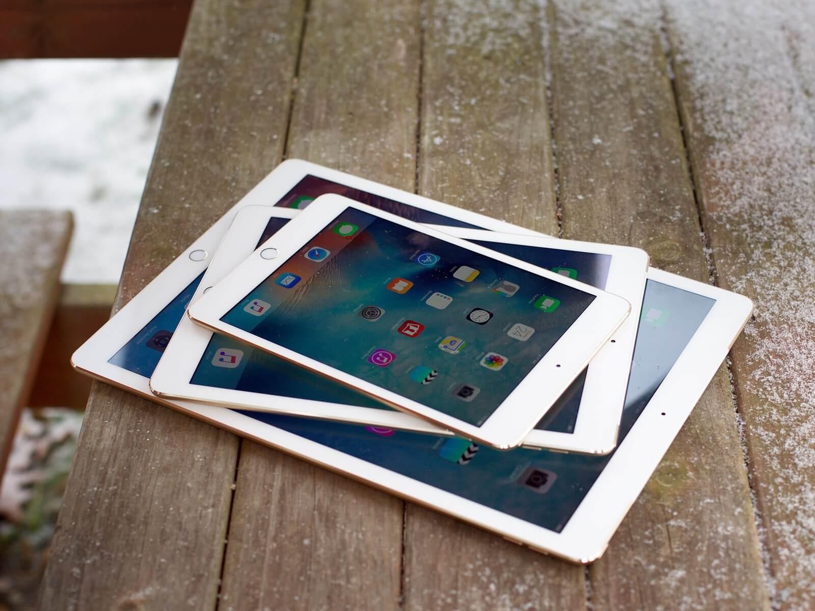 onnes affaires iPad en avril 2021