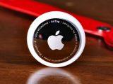 Apple AirTag et Galaxy SmartTag+
