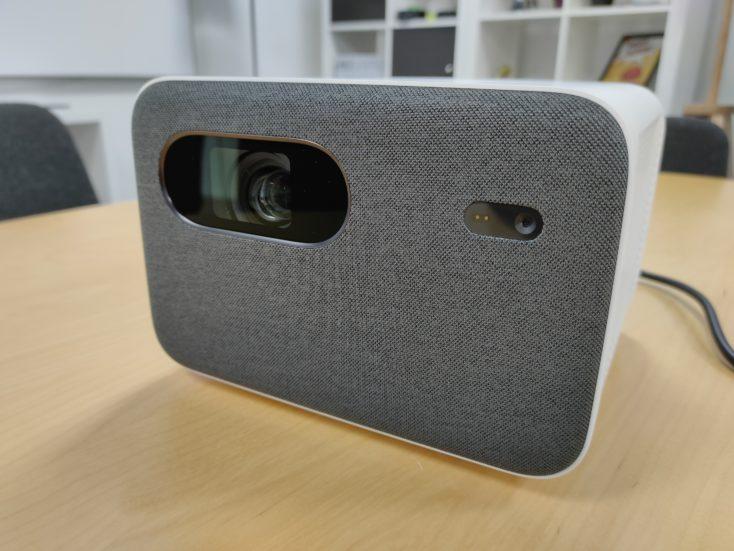 Façade du Mi Smart Projector 2 Pro