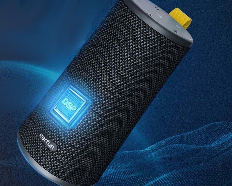 Haut-parleur Bluetooth EarFun UBOOM ( Test Avis )