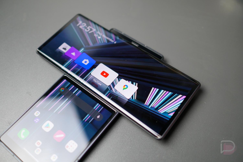 Test Avis sur le LG Wing : Un smartphone phare unique de LG