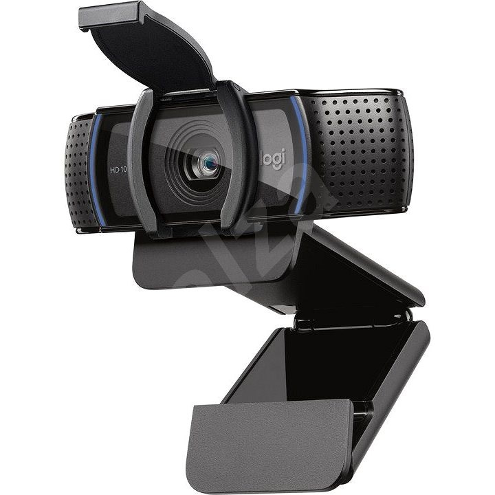 LOGITECH C920S PRO La webcam HD idéale pour les streamers et les YouTubers