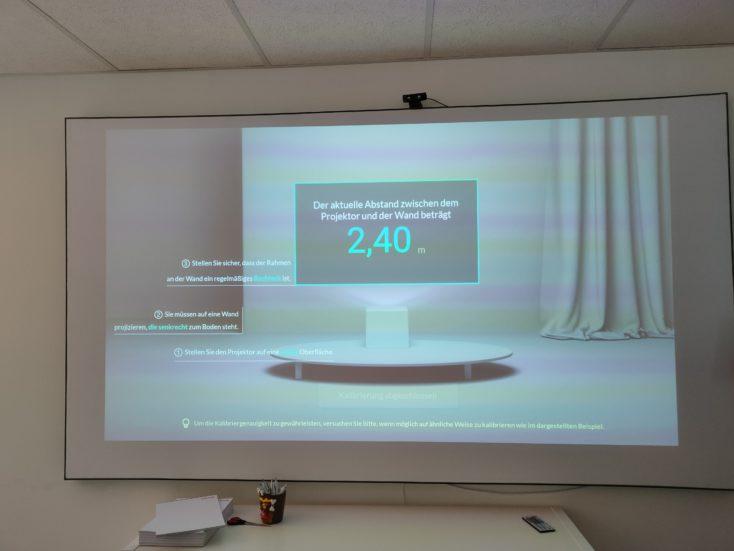 Mur de projecteurs Mi Smart Projector 2 Pro