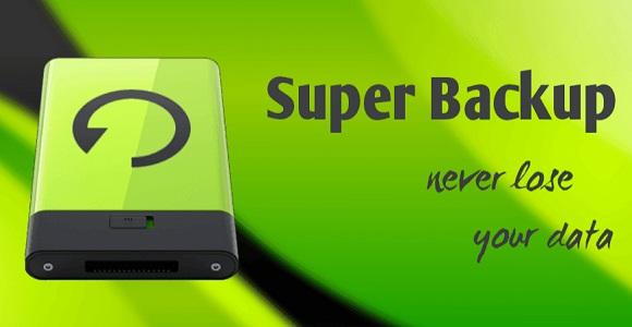 Super Backup and Restore