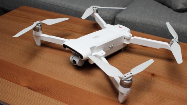 REVIEW Le drone FIMI X8 SE avec caméra 4K