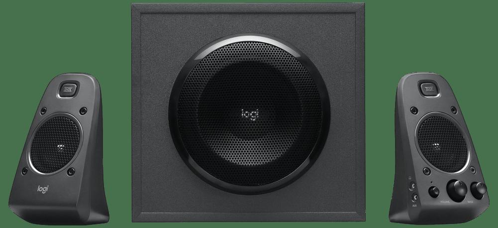 Test Avis Logitech Z625 un des meilleurs systèmes de haut-parleurs 2.1 pour ordinateur