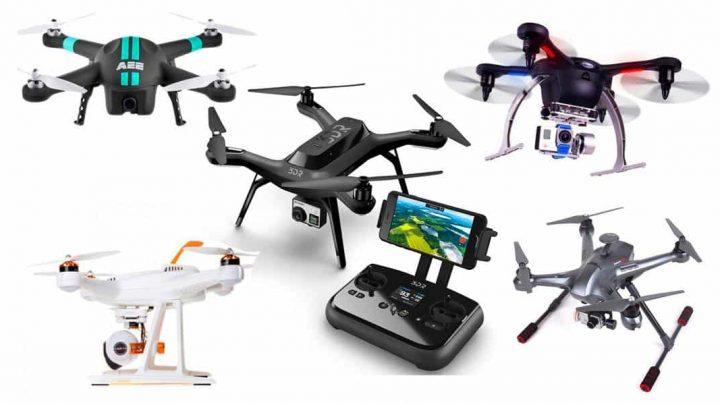 Les meilleurs drones à moins de 200 Euros en 2021