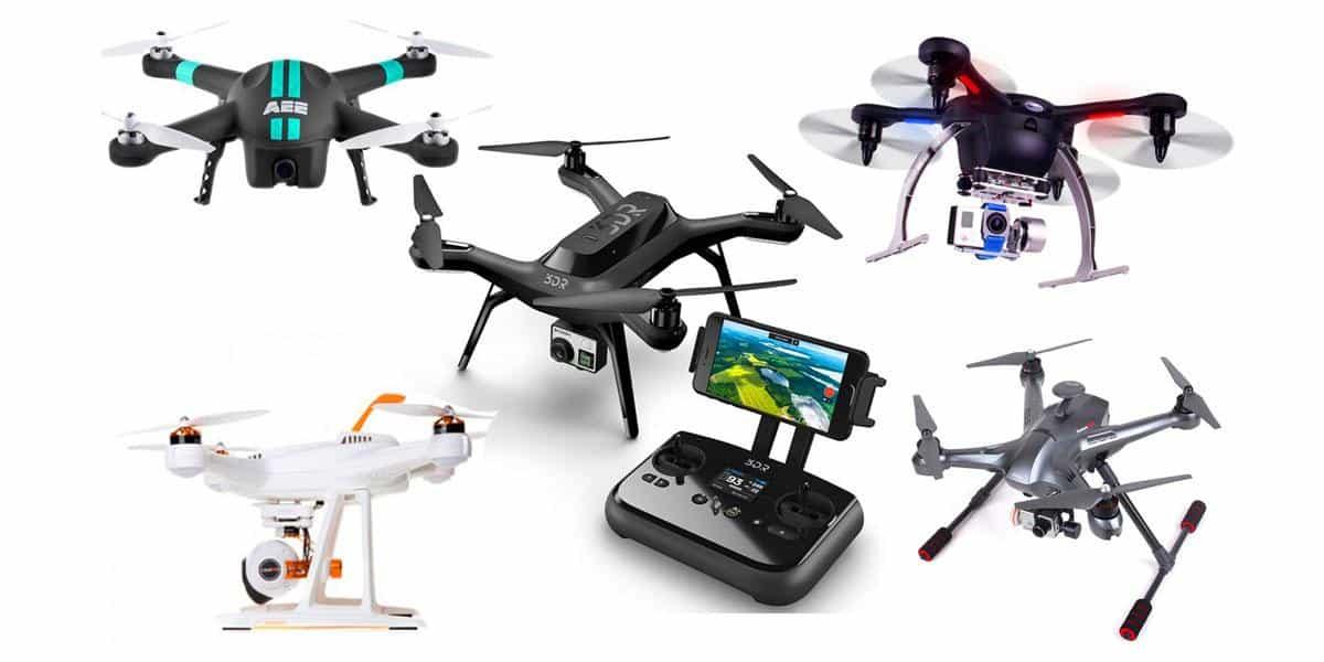 les meilleurs drones à moins de 200 euros