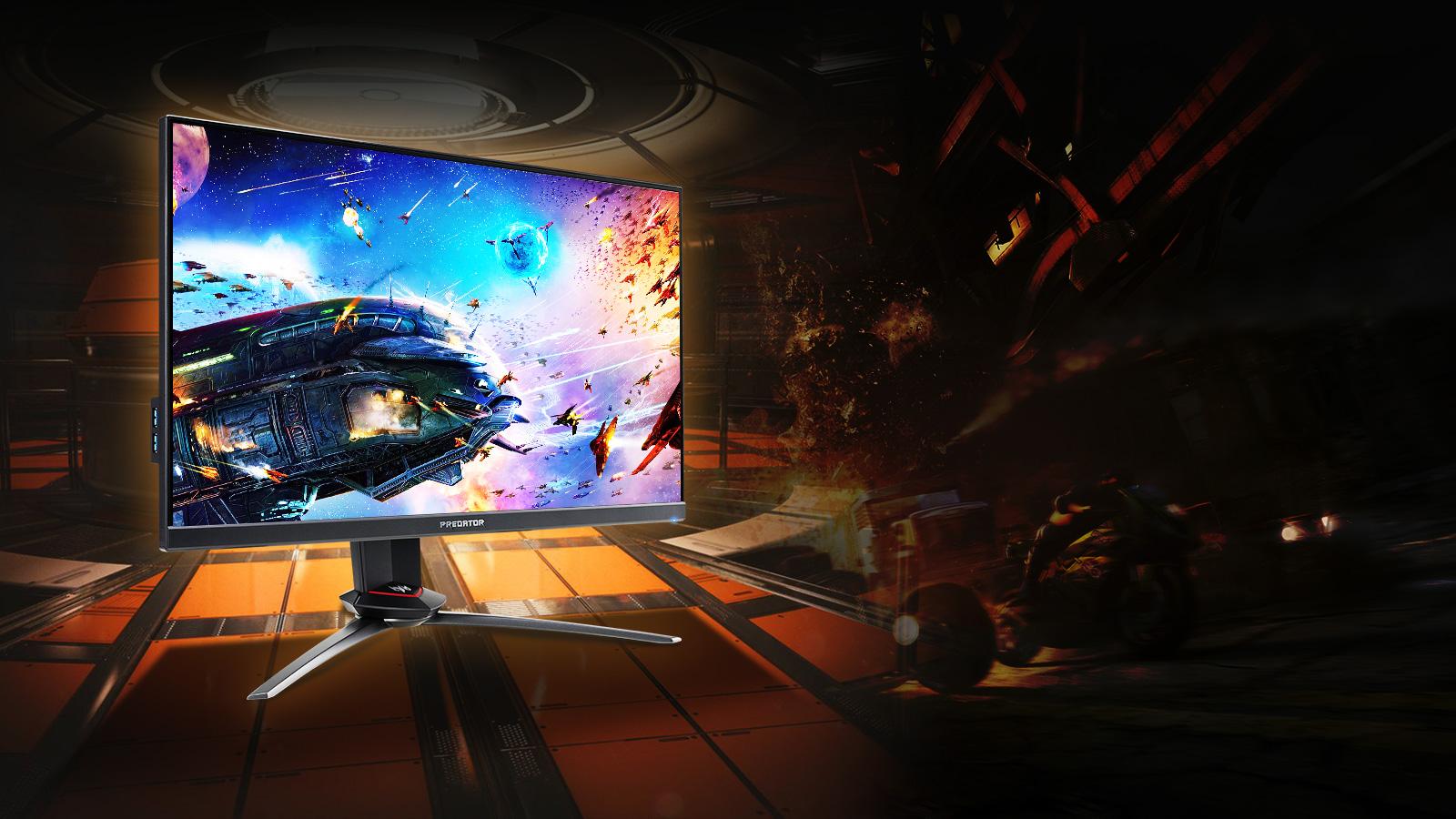 Test Avis Acer XB253QGX, Moniteur de jeu IPS 240 Hz