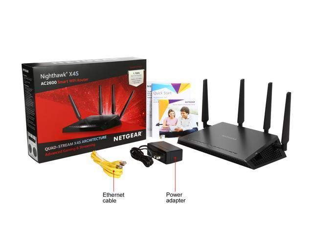 Nighthawk X4S AC2600 4G LTE