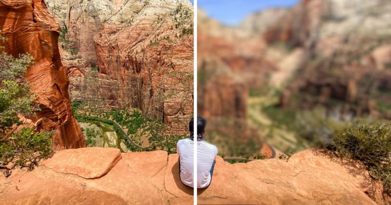 Adobe Photoshop Camera avec mode portrait