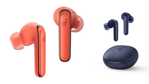 Anker Life P3, oreillettes à moins de 100 euros avec un système de réduction active du bruit Un bon rapport qualité/prix