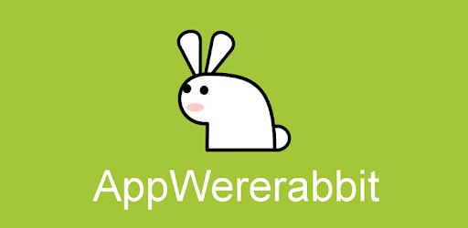 AppWererabbit pour partager des apk sur android
