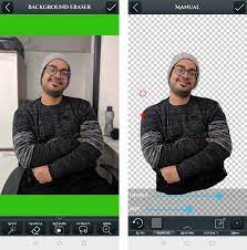 Application Background Eraser pour android