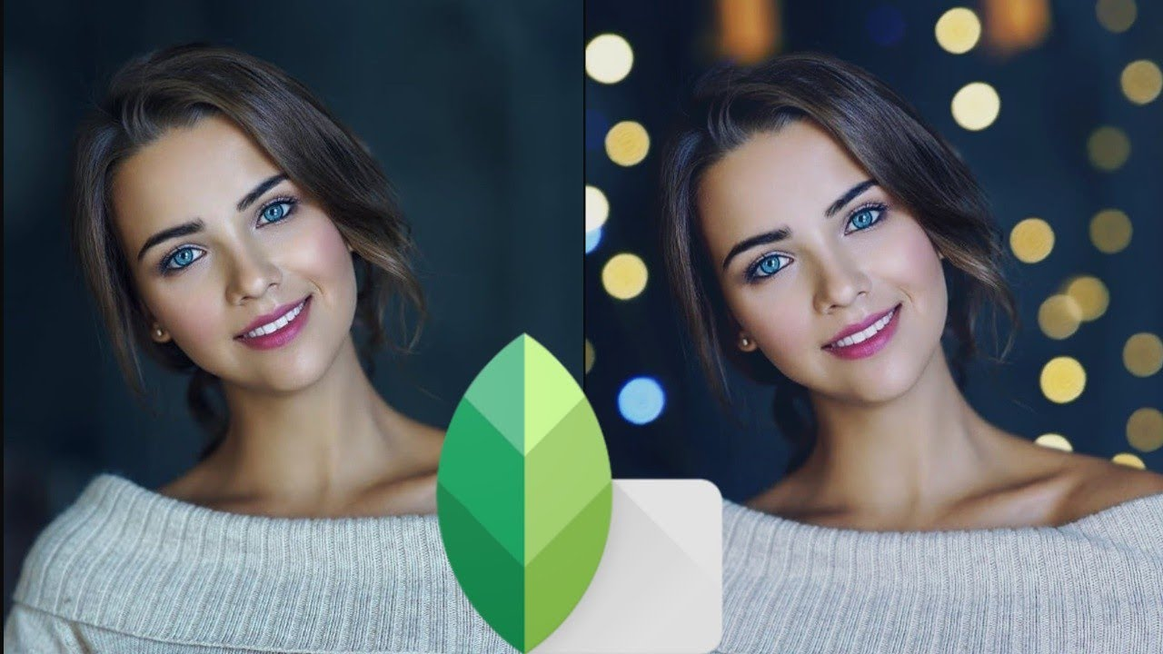 Application Snapseed bokeh pour android