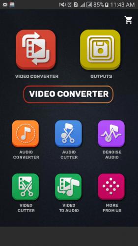 Application Video Converter & Compressor