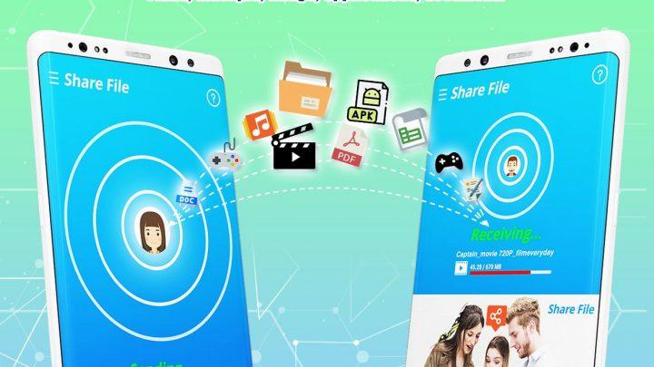 10 meilleures applications pour partager des applications ou des Apk sur Android