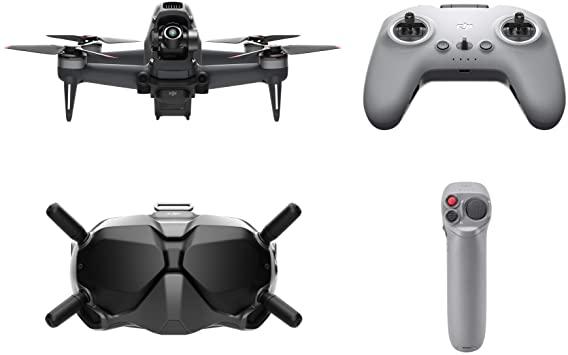 DJI FPV Combo officiellement dévoilé , probablement le meilleur drone de DJI !