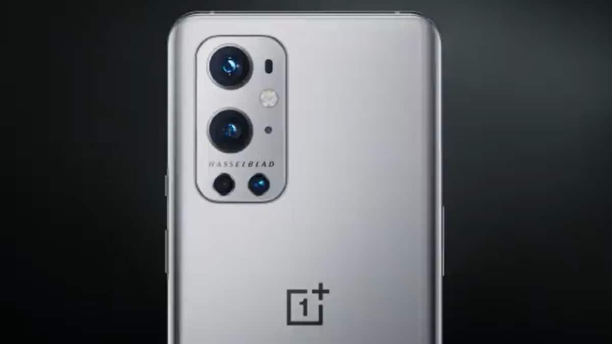 Design du OnePlus 9 Pro