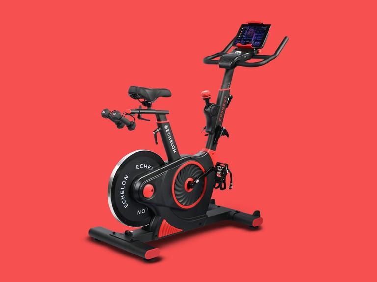 Test du vélo d'appartement Echelon Smart Connect EX3 Max