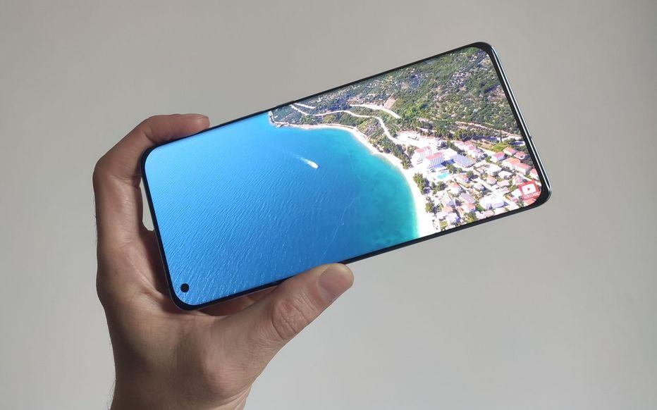 Écran du smartphone Xiaomi Mi 11