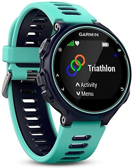 GARMIN FORERUNNER 735XT, La meilleure montre de course pour les triathlètes