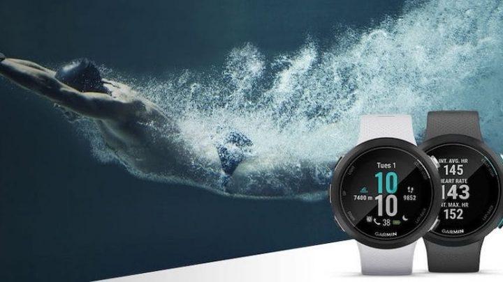 Les meilleurs smartwatches et trackers de fitness étanches pour les nageurs en 2021, Apple Watch Series 5 au top !