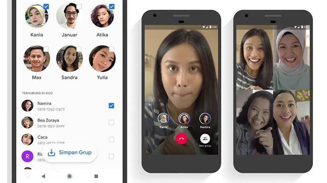 5 meilleures applications alternatives à FaceTime pour Android